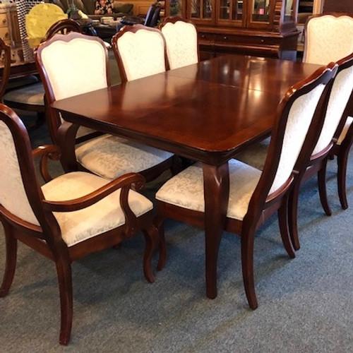 Thomasville Cherry Dining Room Table  Phoenix