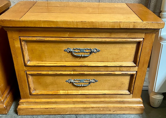 Drexel Heritage 2-Drawer Nightstand