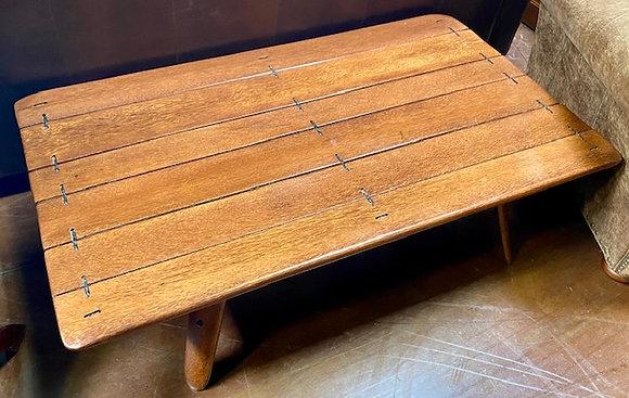 "Pacific Green ""Navajo"" Coffee Table"