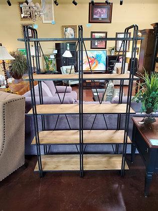 Industrial Bookcase - Scottsdale