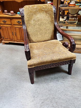 Old World Style Arm Chair - Scottsdale