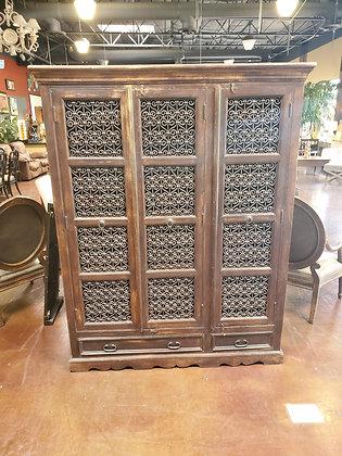 Ironwood Rustic Cabinet - Scottsdale
