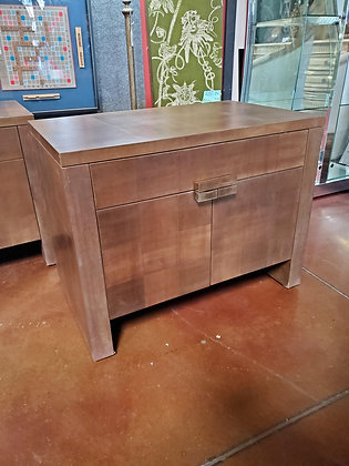 Modern 1 Drawer Nightstand - Scottsdale