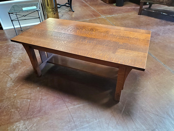Mission Style Coffee Table - Scottsdale