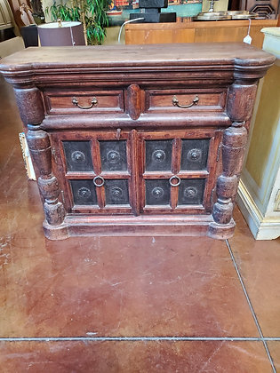 Oversized Rustic Nightstand - Scottsdale