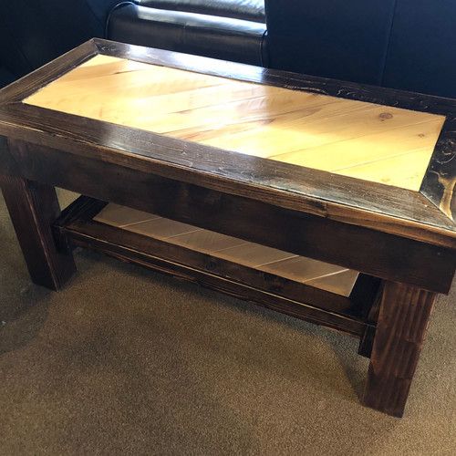 Handmade Rustic Bench   Phoenix