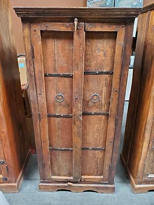 Small Rustic Storage Cabinet - Scottsdale