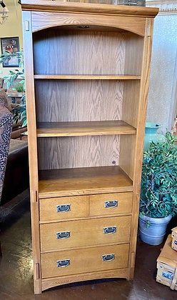 Bassett Furniture Bookcase