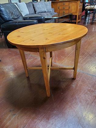 Vintage Wood End Table - Scottsdale