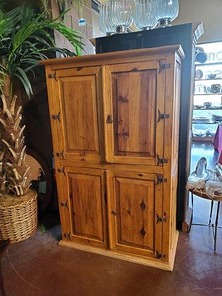 Pine 2 Door Cabinet - Scottsdale