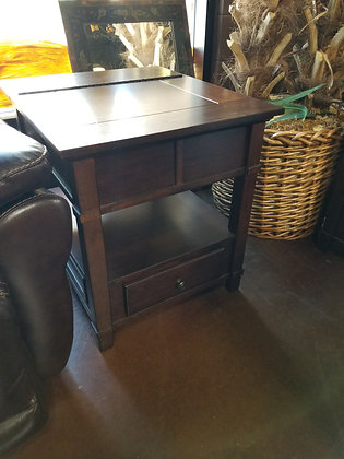 Storage End Table - Scottsdale