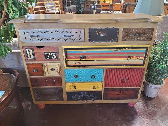 Multi-Color Dresser - Scottsdale