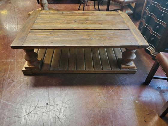 Rustic Coffee Table - Scottsdale
