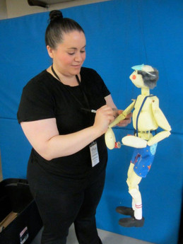 EUGENE O'NEILL NATIONAL PUPPETRY CONFERENCE