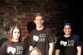 DROP YOUR JAW IMPROV GROUP