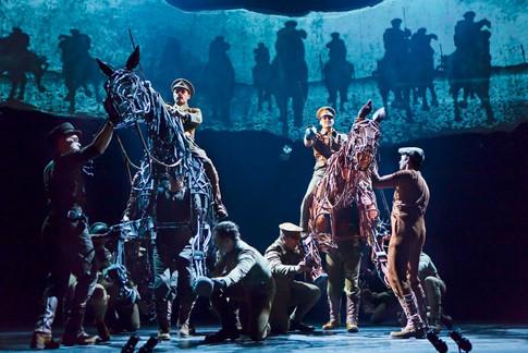 1st National Tour of the Tony Award winning play War Horse