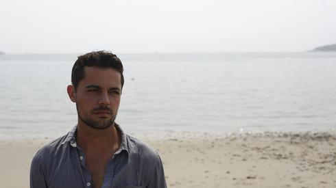 Still image from the short film The Coast
