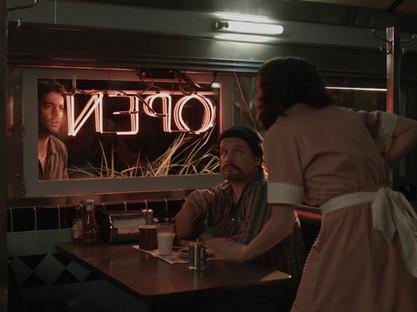 Still from the short film Tasmania directed by Matt Sobel