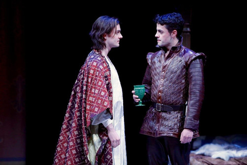 Lion In Winter at The Repertory Theater of St. Louis