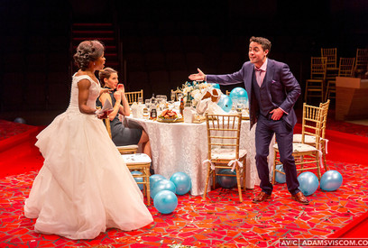 Zoey's Perfect Wedding at the Denver Center of Performing Arts