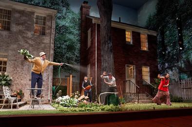 Native Gardens at Cleveland Playhouse