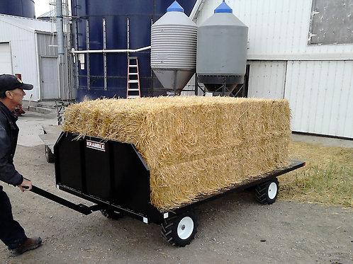 Motorized Barn Cart