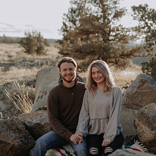 Mitchell and Sara