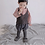 Thumbnail: Autumn Winter Baby Girls Corduroy  Thicken Warm Loose Elastic Pants Shorts