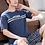 Thumbnail: Pullover Short Sleeve Pants Pajama PURE Cotton Summer Boy Man Jammies O-Neck