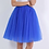 Thumbnail: Party Train Puffy 5Layer 60CM Fashion Women Tulle Skirt