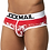 Thumbnail: JOCKMAIL Sexy Man Underwear Men Briefs Cotton Male Panties Slip Underpants