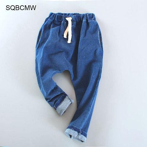 2020 Fashion  Boys Pants Kids Spring Autumn Trousers Children Jeans