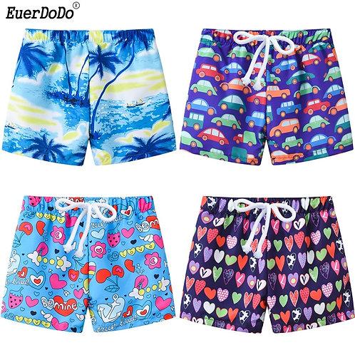 Kids Shorts for Boys Girls Swimwears Children's Beach Shorts Baby Summer Clothes