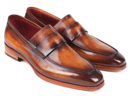 Paul Parkman Men's Loafers Brown