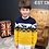 Thumbnail: Famli Christmas Sweater for Kids Boy Teenager Autumn Winter Knitted Pullover