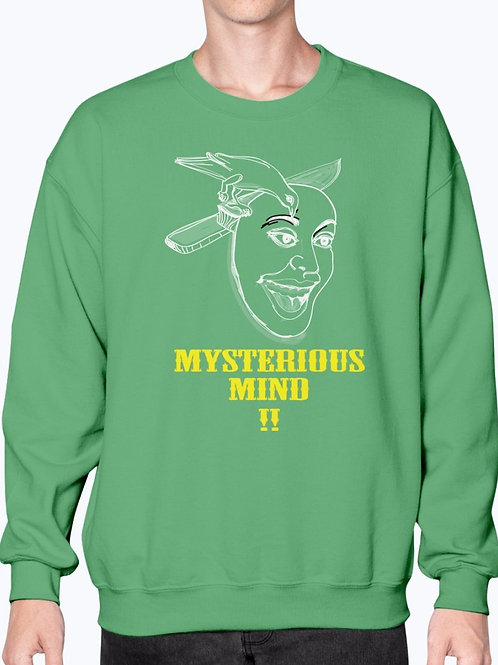 Mysterious Mind -  Concept Art- Sweatshirt - Crew