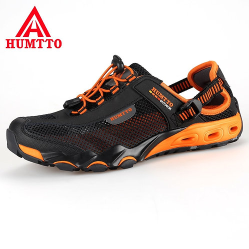 Summer Fashion Sandals Outdoor Beach Breathable Men's Shoes