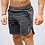 Thumbnail: Summer New Mens Fitness Shorts Fashion Casual Gyms Bodybuilding Workout