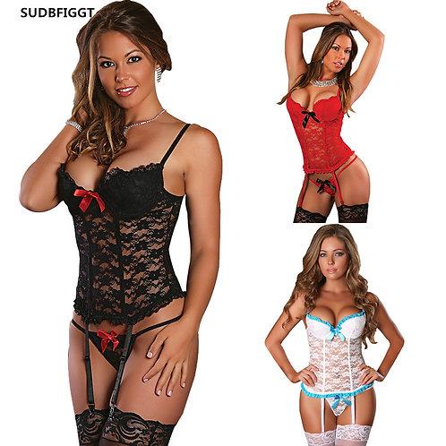 Plus Size Sexy Lingerie Hot Erotic Sex Costume Women Sex Underwear