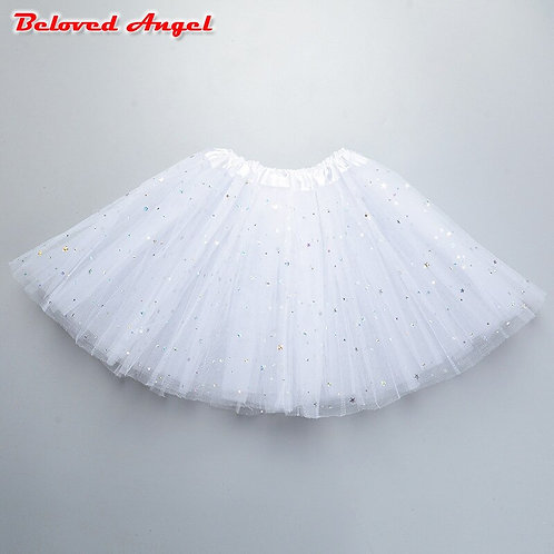 Baby Girls Kids Children Infant Gauze Tutu Dancewear Skirt Ballet Princess Girl