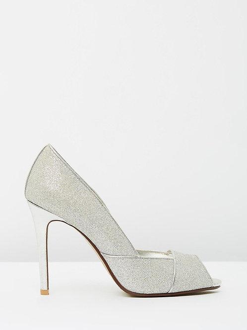 Izoa Sparkle Heels Silver (SIZES 36 & 41 ONLY)