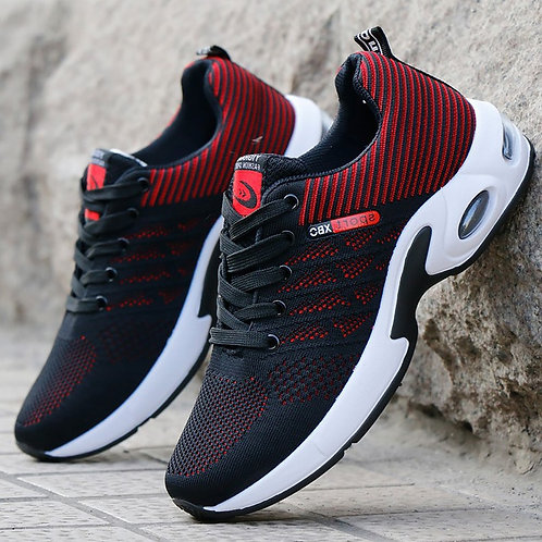 Fashion Summer Air Mesh Breathable Sneakers