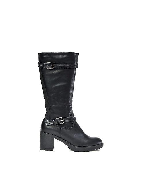 Your Basic Black Boot Black