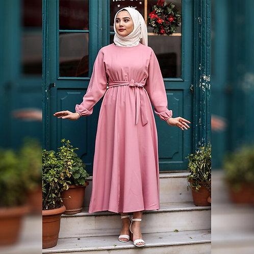 Hijab Eid Mubarek Is the Fashion and Dress 2020 Eid Mubarak Muslim Kaftan Abaya