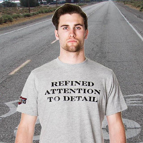 65 McMlxv Men's Refined Attention to Detail Graphic T-Shirt