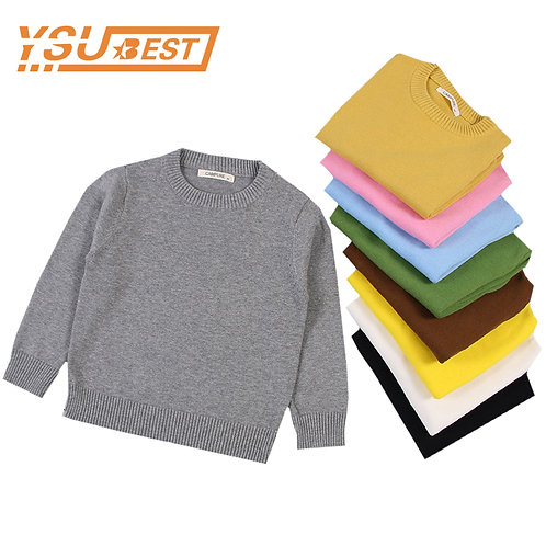 2020 Autumn Baby Boys Girls Turtleneck Sweaters Sweater Kids Sweaters for Winter
