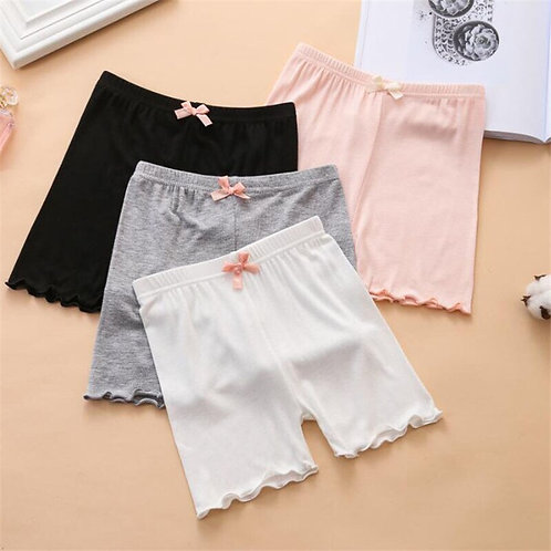 2019 Summer Girls Safety Pants Top Quality Toddler Kids Baby Girls Short Pants