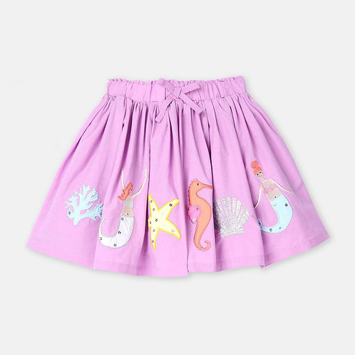 Little Maven 2020 New Summer Baby Girl Clothes Animal Embroidery