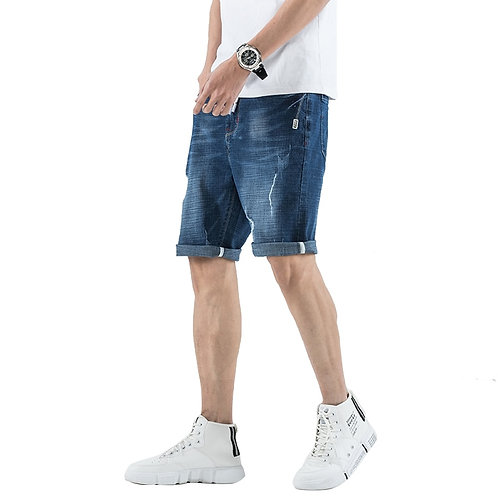 DEE MOONLY 2020 New Fashion Summer Short Jeans Trousers for Men Hot Sale Casual