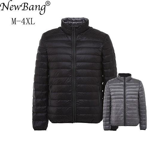 NewBang Brand Men's Down Jacket Ultra Light Down Jacket Men